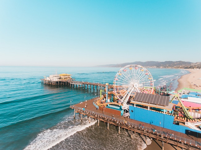 Que peut-on faire à Santa Monica ?