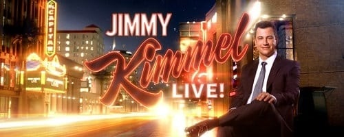 The Jimmy Kimmel show