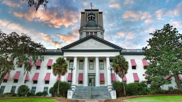 Les capitales oubliées des USA : Tallahassee