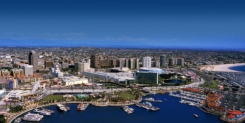 Long Beach - Californie