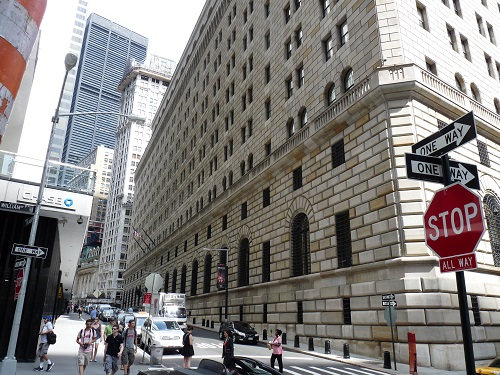 Federal Reserve Bank of New-York