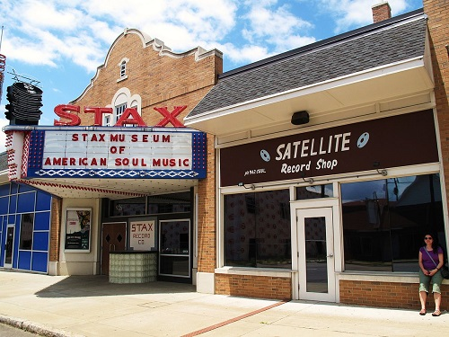 Stax Museum of American Soul Music / Memphis