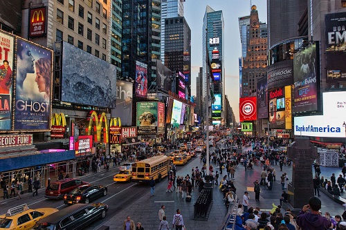 Times Square - New-York